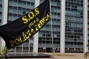 Policiais federais fazem paralisação de 48 horas e manifestações pelo país