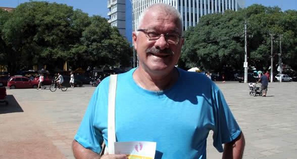 O sindicato precisa deixar de ser corporativista e pensar mais na sociedade, alerta professor Carlos Schmidt