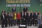 Governo, centrais sindicais e empresários fazem parceria para 'trabalho decente' na Copa