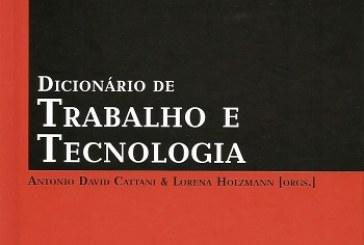 Dicionário de trabalho e tecnologia