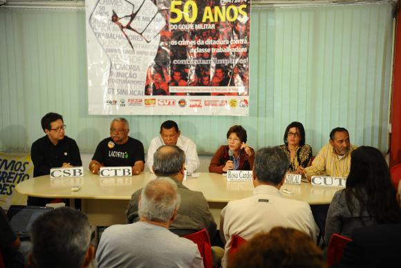 Efeitos da ditadura perduram nas condições precarizadas do trabalho, avalia CNV