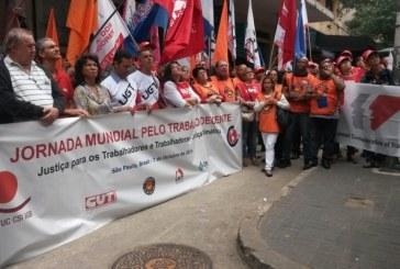 Com Congresso mais conservador, sindicalistas prometem fortalecer mobilização