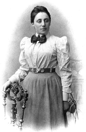 Emmy Noether em 1905
