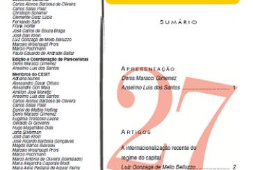 Carta Social e do Trabalho, n. 27, jul./set. 2014