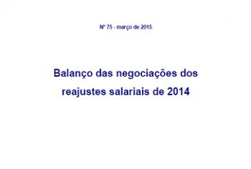 Estudos e Pesquisas, n. 75, mar. 2015