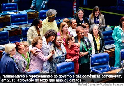 Fotografia: Rafael Carvalho/Agência Senado