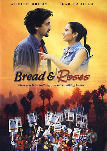 Pôster do filme 'Pão e Rosas'. Divulgação