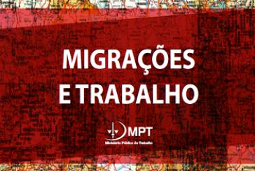 Migrações e trabalho