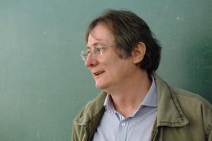 Professor Dari Krein explica os objetivos do CESIT. Fotografia: Charles Soveral/ DMT.
