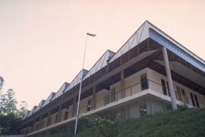 Instituto de Economia da Unicamp onde funciona o centro de estudos. Fotografia: Antoninho Peri/ Unicamp.