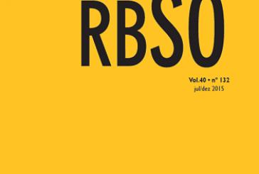 RBSO: Revista Brasileira de Saúde Ocupacional, v. 40, n. 132, jul./dez. 2015