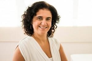 Pesquisadora Tatiana Roque. Fotografia: Aline Macedo/ Instituto Fiocruz
