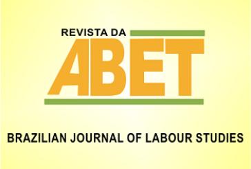 Revista da Abet, v. 14, n. 2, jul./dez. 2015