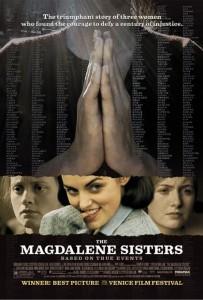 """Poster de divulgação do filme """"The Magdalene Sisters"""", lançado no Brasil com o nome """"Em nome de Deus"""". Fotografia: Divugação:Miramax Films/IMDb"""