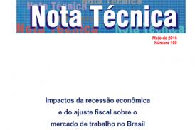Nota Técnica, n. 159, maio 2016