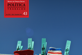Revista de Ciências Sociais Política & Trabalho, ano 32, n. 43, jul./dez. 2015