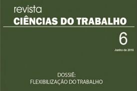 Revista Ciências do Trabalho, n. 6, 2016