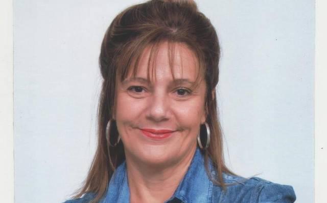 A professora de geografia Patricia Betto. Foto: Facebook/divulgação.