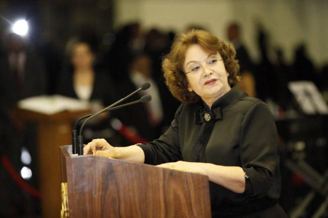 Nancy Andrighi, ex-corregedora do CNJ. Fotografia: Luiz Silveira/Agência CNJ.