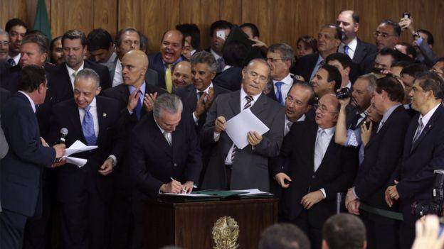 Falta de representatividade no primeiro escalão do governo federal afetará o Brasil negativamente no próximo ranking. Foto: Arquivo/ EBC.