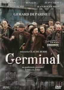 """Poster do filme """"Germinal"""" (1993), de Claude Berri. Fotografia: Arquivo/Adorocinema"""