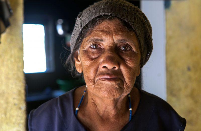 Maria Tereza, mulher de Espedito, nunca recebeu Bolsa Família. Foto Repórter Brasil.