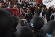 Greve geral desafia governo Macri