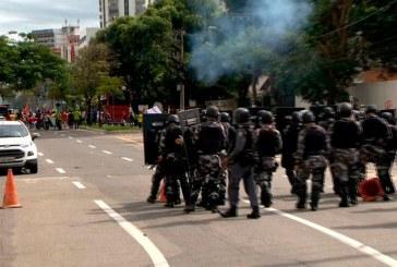 Capitais registram greve de categorias e protestos nesta sexta-feira