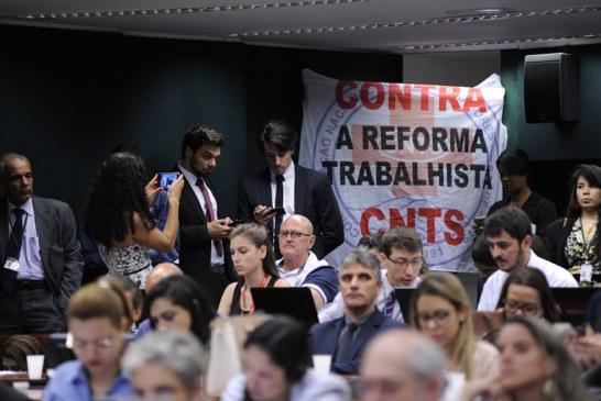 Parlamentares-patrões conduziram mudanças trabalhistas