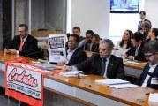 Reforma trabalhista mercantiliza os trabalhadores, denunciam sindicalistas