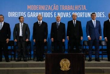 """""""A Reforma trabalhista não trouxe o crescimento econômico que esperavam, pelo contrário."""""""