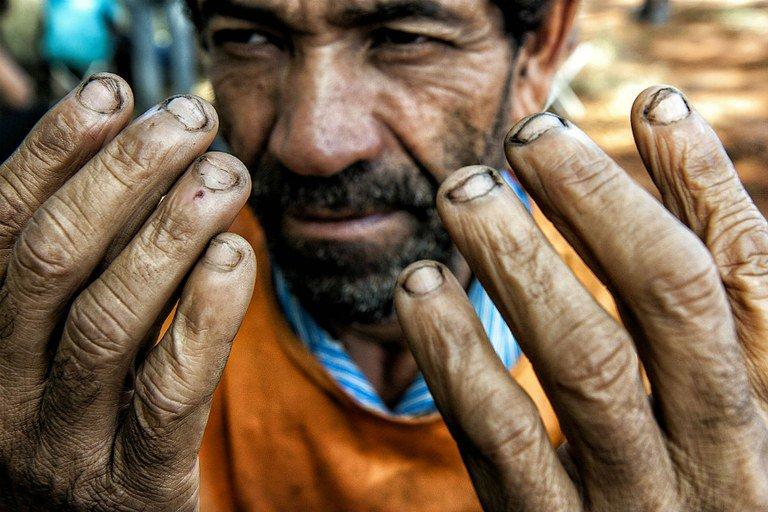 Trabalho escravo: número de resgatados despenca de 885, em 2016, para 73