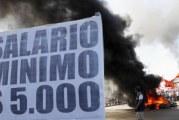 Sete em cada 10 argentinos recebem salários insuficientes
