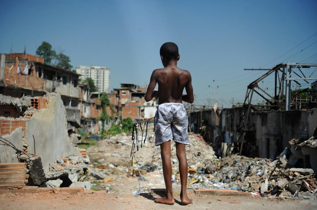 Realidade de baixa renda coloca em vulnerabilidade principalmente crianças e idosos. Foto: Arquivo/ EBC,.