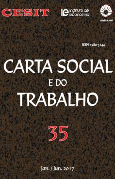 Carta Social e do Trabalho, n. 35