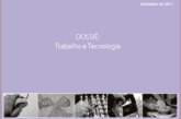 Revista Ciências do Trabalho, n. 9: Trabalho e tecnologia