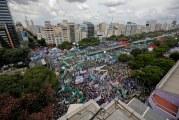 Argentinos se mobilizam contra reforma trabalhista e outros ataques do governo Macri