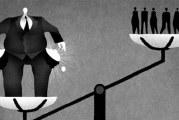 Concentração de renda segue pornográfica no país que cultua a desigualdade