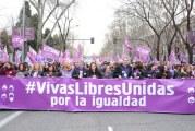 Espanha: como se gestou a grande greve feminista