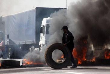Greve dos caminhoneiros mostra como é fácil parar um país sem governo