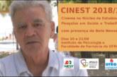 20/06/2018 a 21/06/2018 – Cinema no Núcleo de Estudos e Pesquisa em Saúde e Trabalho – CINEST 2018/1