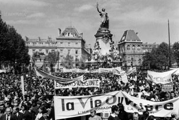 68 foi a maior greve geral selvagem da história da França, mas saiu vencida. Entrevista com Erick Corrêa