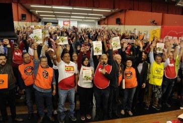 Centrais sindicais unidas enfrentam golpe do capital contra o trabalho