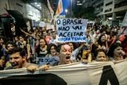 Trabalhadores de estatais declaram guerra política contra privatizações