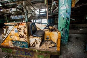 A desindustrialização da América (I): máquinas paradas, almas vencidas