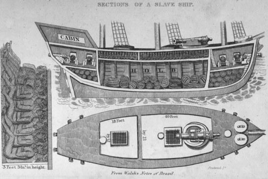 25 de março de 1807: é promulgado o Slave Trade Act, que proibiu o comércio de escravos em todo o Império Britânico