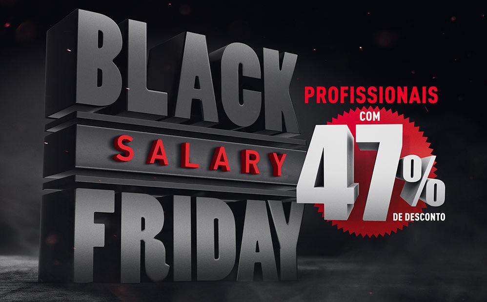 Black Salary Friday' adverte sobre diferença salarial entre negros e brancos