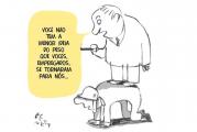Bolsonaro diz que é horrível ser patrão no Brasil. E ser trabalhador?