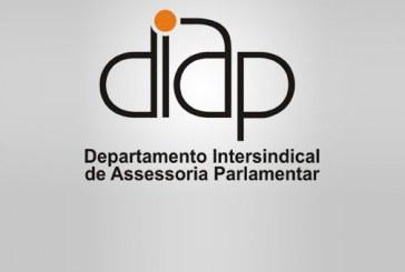 19 de dezembro de 1983: É fundado o Diap, importante organismo para a atuação de entidades sindicais junto ao Congresso Nacional