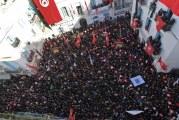 Servidores públicos fazem greve contra medidas de austeridade na Tunísia